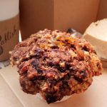 「8ablish(エイタブリッシュ/Eightablish)」(学芸大学)のマフィンが持つおいしい具体性~ヴィーガンでグルテンフリーなマフィンとチーズケーキを碑文谷公園で食べながら考えた飲食における信頼性