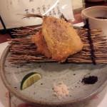 焼き鳥と魚がメインの居酒屋「田とUchi(でんとうち)」(学芸大学)で披露された二人三脚