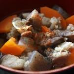 学芸大学の「栄屋精肉店」で買った牛スジで牛スジ煮込みを作ってみた/余った牛スジ煮込みの活用法