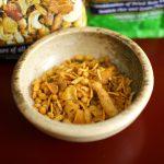 ハルディラム社(Haldiram's)のインドのスナック(All In One・Navratan Mixture)は悪魔的おいしさ。スパイシーで食感が楽しくて、一度食べたら止まりません