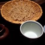 「蕎滋庵(きょうじあん)」(学芸大学)でそばの語りに耳をそばだてる~丁寧に作られたそば前と一茶庵流の謙虚な手打ちそば