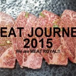 肝臓公司が製作した寺門ジモンさんの肉カレンダー「MEAT JOURNEY 2015」本日発売!