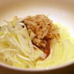 「ぐるナイ」に出てきた白ゴーヤー(パイナップルゴーヤ、白レイシ)をちょうど食べていたw