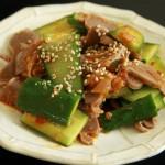夏の晩酌にピッタリ! 砂肝とキュウリの中華和え簡単レシピ