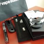 VAPE/電子タバコって何だ?「VAPE STUDIO」(渋谷)で電子タバコ「GS PTS01」(GreenSound High-tech社)を購入して試してみた~ガジェット性はニコチンに勝てるのか!?