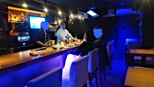 オシャレで落ち着いた雰囲気のカラオケスナック・Light Bar 105/Toco(トコ)