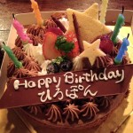 洋菓子・ケーキ店「MATTERHORN(マッターホーン)」のケーキは学芸大学の誕生日パーティーの必需品