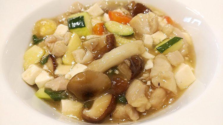 中華銘菜 慶(Qing/チン)の奥ゆかしい料理