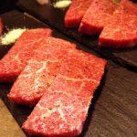 「うしごろバンビーナ」の肉は笑う~シャトーブリアン、サーロインのすき焼き、みすじ、ハラミ、肉寿司……国産黒毛和牛のA5はどれも濃厚で、味もお腹も大満足