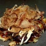 「あきないや」(駒沢大学・三軒茶屋)でスワローズファンのママさんに、おいしいお好み焼きを焼いてもらいました/葦毛塚と上馬・下馬の由来