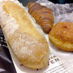ANTENDO(アンテンドゥ) 学芸大学店はちょっとした驚きを感じさせてくれるパンが目白押し。オリジナルの学大フランスパンをトーストしたらとてもおいしかったです。
