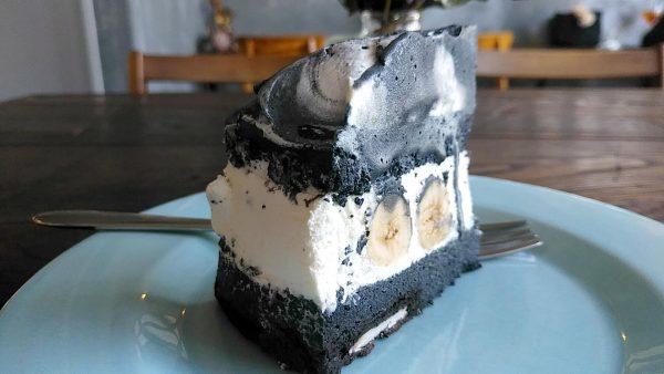 AWORKSの美しいチーズケーキ