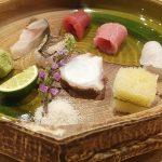 田/でん(学芸大学)に漂う学大DNA~魚がメインの和食屋は〆鯖が絶品!