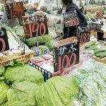 青果フレッシュひろき(武蔵小山)の野菜・果物は大きくて鮮度バツグン。もちろんおいしい。野菜・果物を日持ちさせたい時はひろきへGO!日曜日もやってます。
