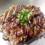 「神戸鉄板 長田いっしん 学芸大学店」はぼっかけのお好み焼き屋。ぼっかけと油かすで濃厚・ガッツリなんですが、ペロリと食べやすかったです。