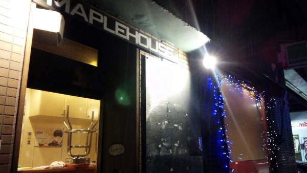 maplehouseの画像