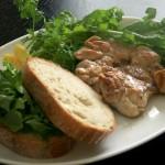 「MARCHE YASAI NO MEGUMI(マルシェ 野菜のめぐみ)」(学芸大学)で買った野菜でサンドウィッチを作ったら超絶うまかった
