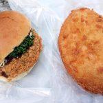 丸栄ベーカリーこと「MEGURO Maruei」(学芸大学)は地域に長年愛され続けている街場のパン屋さん。カレーパンとメンチカツサンドはボリューミーで懐かしい味わいでした。