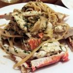 ため息まじりの「Oliva(地中海食堂 オリーヴァ)」~学芸大学のイタリアンで食べた濃厚パスタ、絶品アクアパッツァに感嘆しました