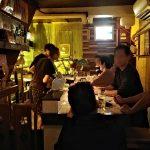 OTTO/オットー(学芸大学・祐天寺)は個性的で楽しい店主・中村昭三さんがやっている料理もおいしいバー。おしゃれで居心地がよく、一度行ったら誰かに話したくなり、誰かを連れて行きたくなります