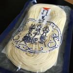 生タイプの「小豆島 手延べ 生そうめん さぬき育ち」はうどんぽいけどおいしい素麺