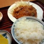 学芸大学の「お食事処 三和食堂」はツンデレのお父さんがやっている激ウマな素晴らしい定食屋です