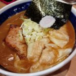 「せたが屋」(駒沢大学・学芸大学・三軒茶屋)の魚介が強いダブルスープは濃厚で、今なお支持され続けています~環七ラーメン戦争と「せたが屋」がラーメン界にもたらした影響