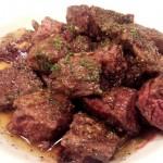 「ステーキてっぺい×六本木Buff」でハラミやサーロインのステーキをたらふく食って、肉とガーリックに溺れてきた!