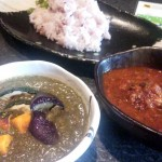 学芸大学・十字街の「印度料理 翠(SUI/すい)」のカレーは素材のおいしさが前面に出ている、ちょっと変わった優しいカレーでした