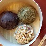 「タケノとおはぎ」(学芸大学・祐天寺)はオシャレでインスタ映えするおはぎなんだけど、見栄えだけじゃない。おばあちゃんの優しい気持ちも受け継がれた、まるで料理のようなおいしいおはぎです~中央中通りに関する所感