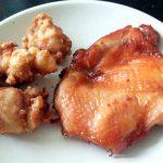 鳥肉専門の精肉・惣菜店「鳥岡(とりおか)」(武蔵小山・西小山)の鳥の唐揚げとてりやきを買って、てりやきをサンドウィッチにしてみました~二葉フードセンターのカオスっぷりと鳥岡チェーンの謎