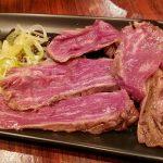和牛や(学芸大学)は牛串と牛もつ塩煮込みがおいしくて、人がとても素敵な居酒屋です