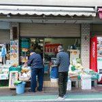 八百金の100万人見てきたねこ~平和通り商店街(武蔵小山・西小山)の100年続く八百屋とパクチーと映画館